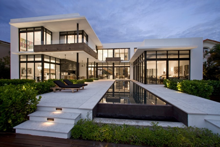 The Rise Modern Residential Architecture Farah Best Residential Architects