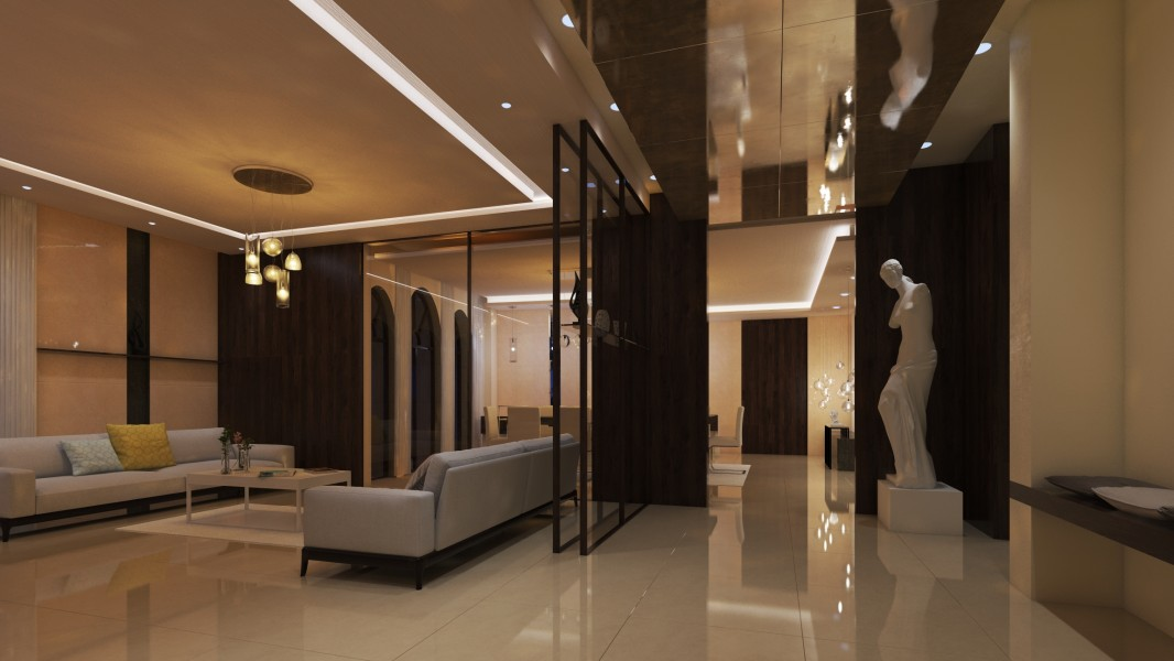 AA Private Residence - Interior 1