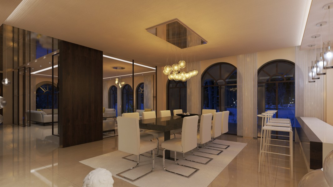 AA Private Residence - Interior 6