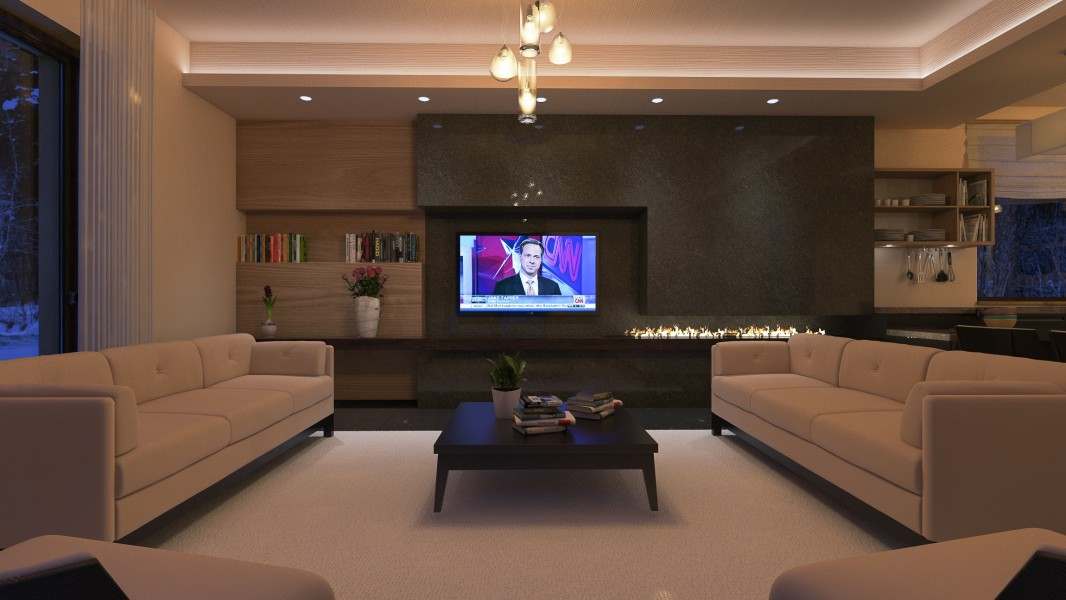 AA Private Residence - Interior 5