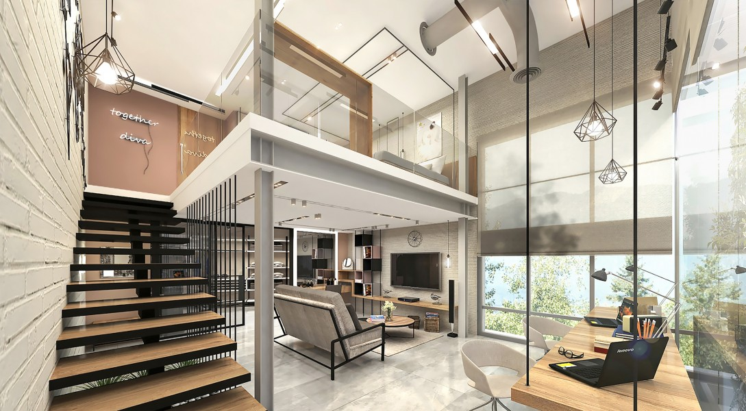 PRIVATE RESIDENCE INTERIOR 16