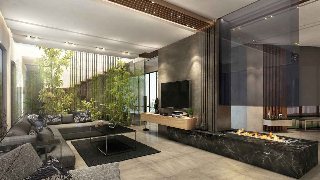 PRIVATE RESIDENCE INTERIOR 2