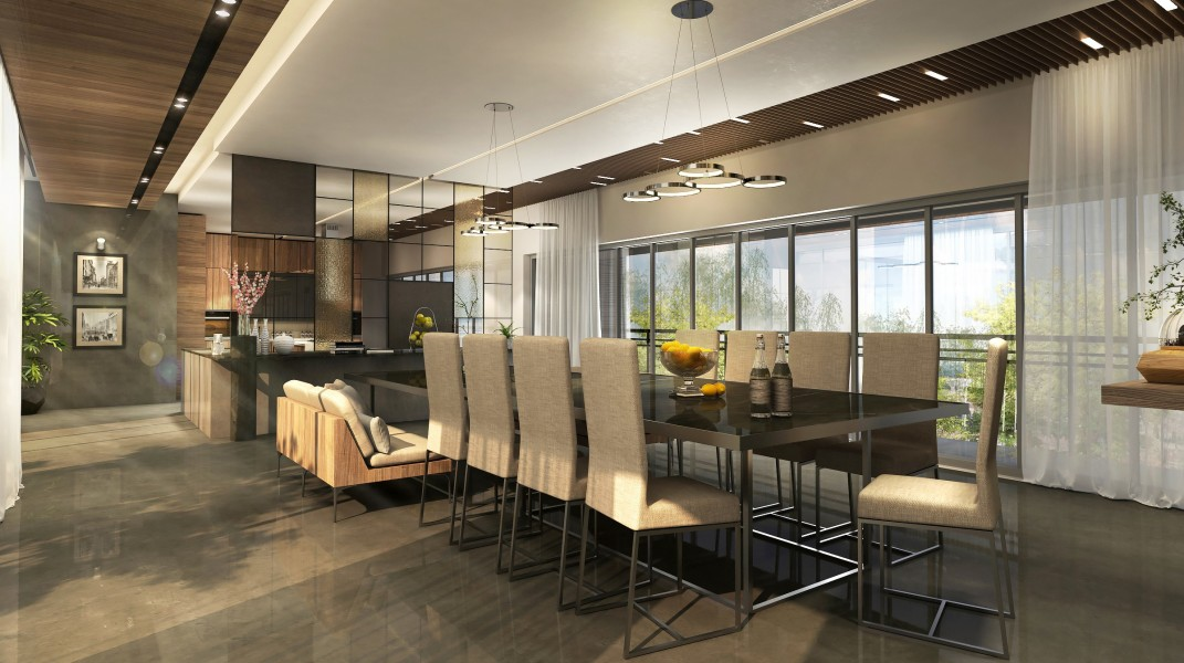 PRIVATE RESIDENCE INTERIOR 7