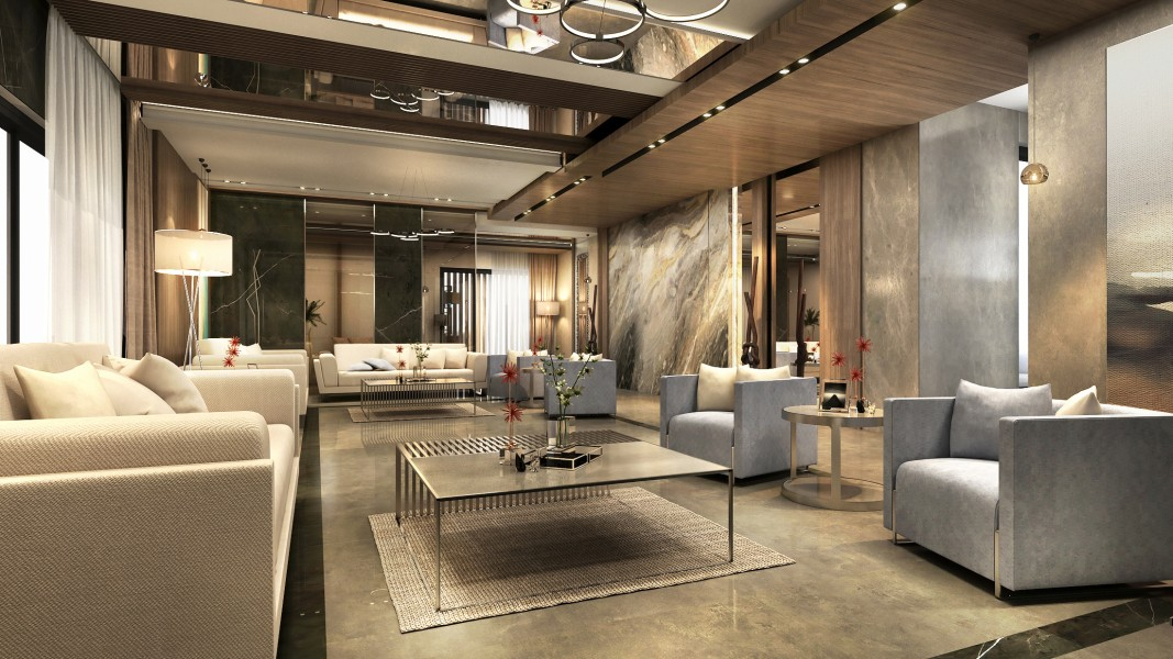 PRIVATE RESIDENCE INTERIOR 5