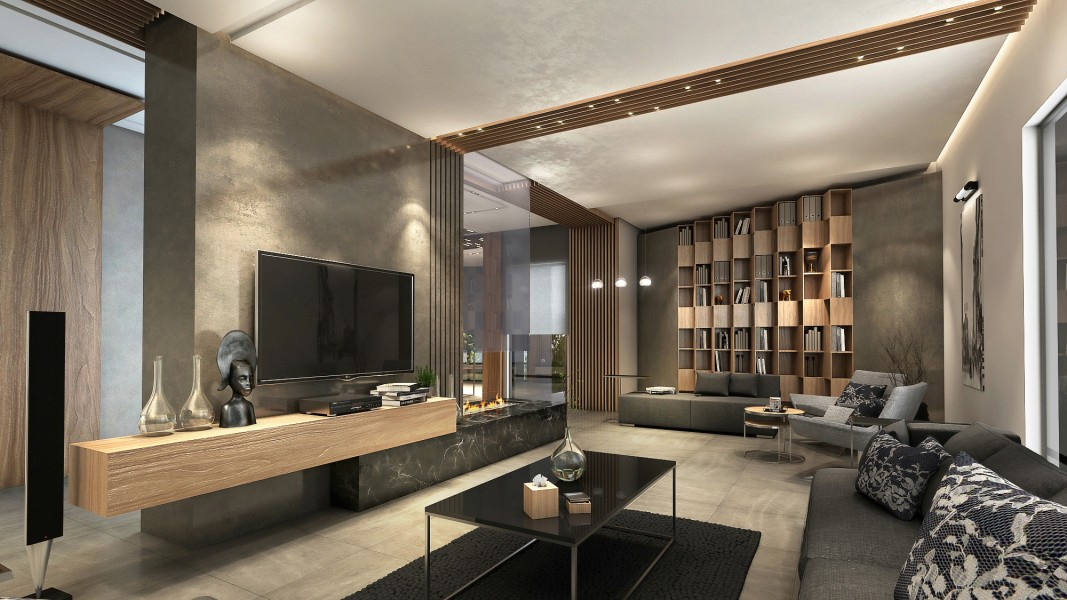 PRIVATE RESIDENCE INTERIOR 3