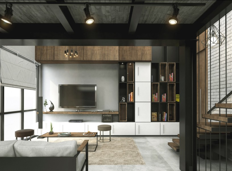 PRIVATE RESIDENCE INTERIOR 15