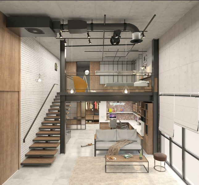 PRIVATE RESIDENCE INTERIOR 14