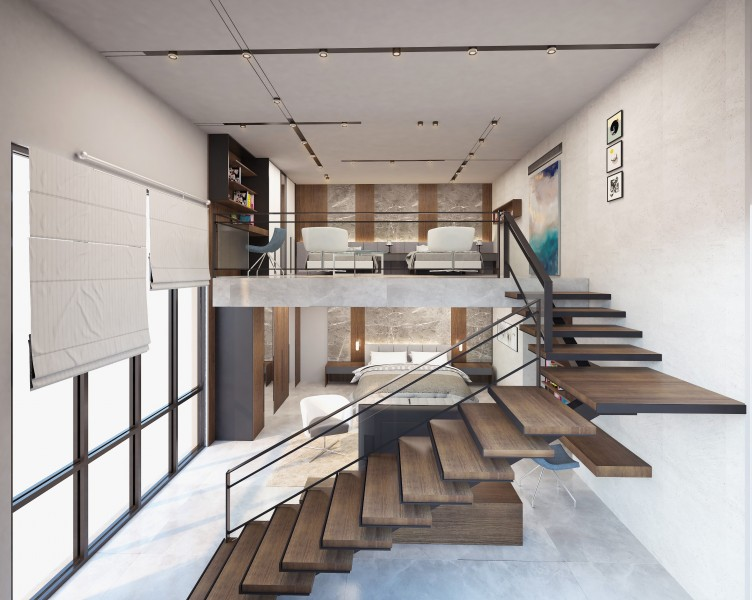 PRIVATE RESIDENCE INTERIOR 18
