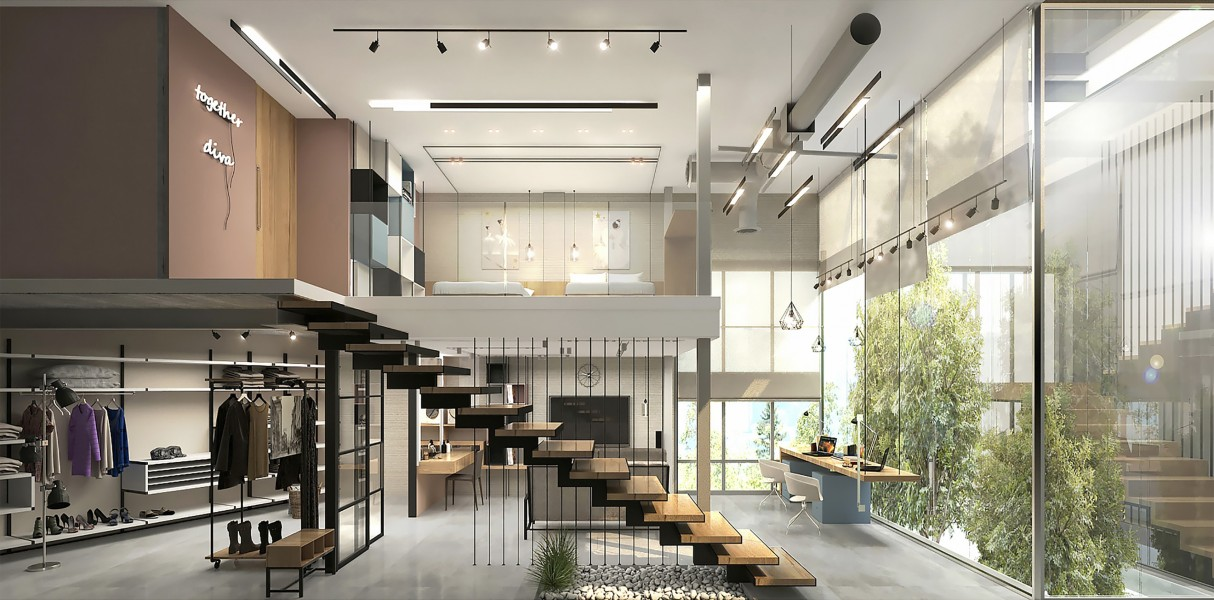 PRIVATE RESIDENCE INTERIOR 17