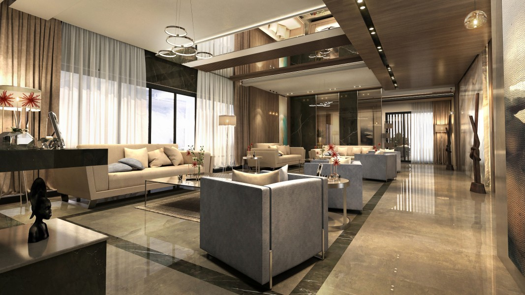 PRIVATE RESIDENCE INTERIOR 6