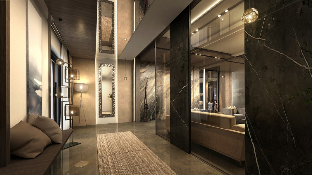 PRIVATE RESIDENCE INTERIOR 4