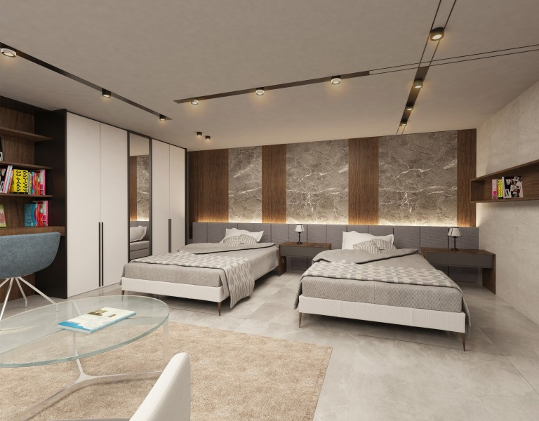 PRIVATE RESIDENCE INTERIOR 19