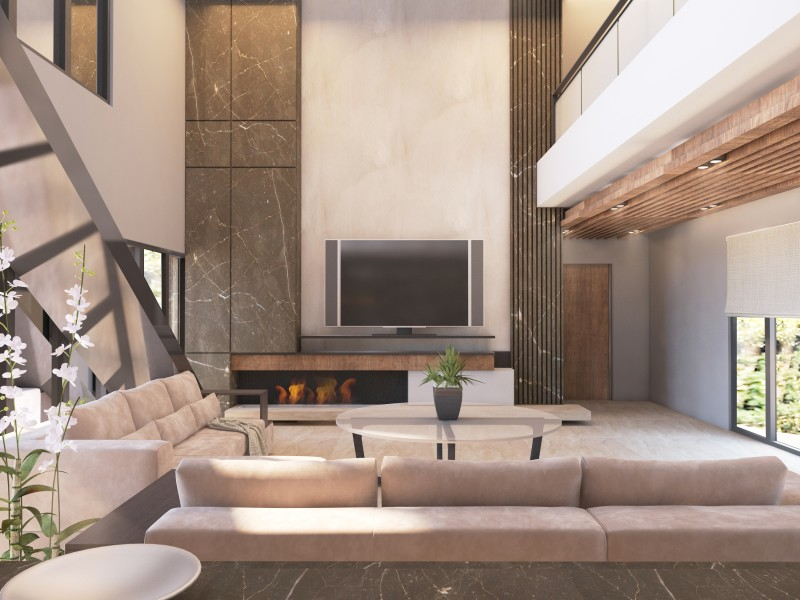 PRIVATE RESIDENCE INTERIOR 8