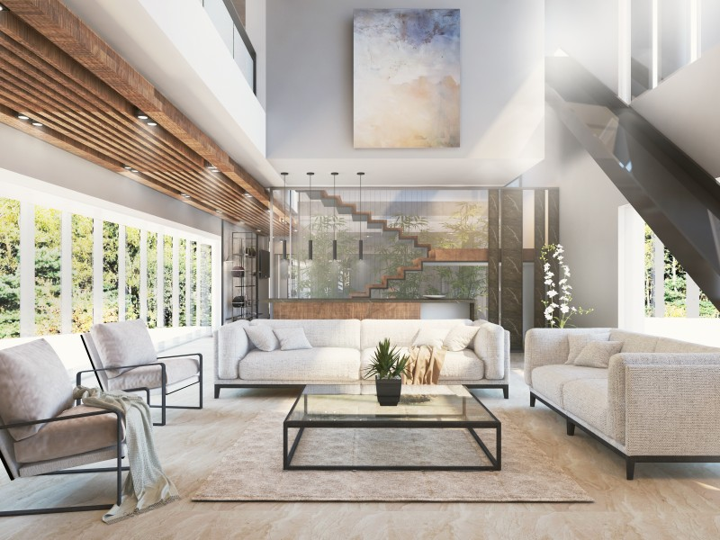 PRIVATE RESIDENCE INTERIOR 9