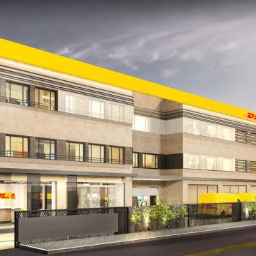 DHL HEADQUARTER - AMMAN 1