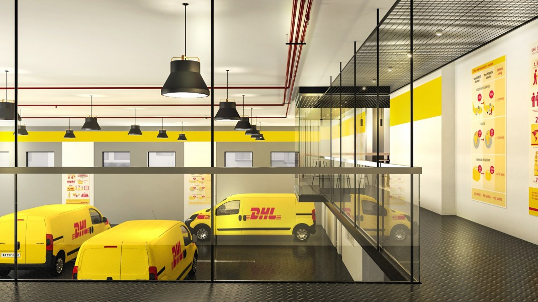 DHL HEADQUARTER - AMMAN 14