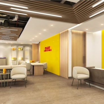 DHL HEADQUARTER - AMMAN 2