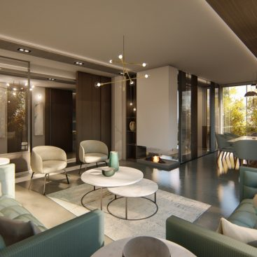 PRIVATE RESIDENCE - INTERIOR DESIGN 3